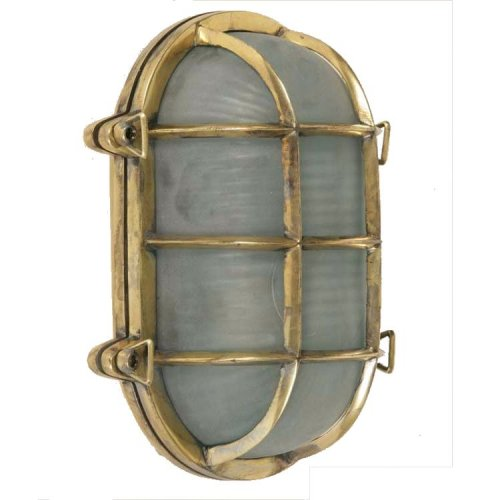Large Oval Ships Bulkhead - Limehouse 445a - € 318.95