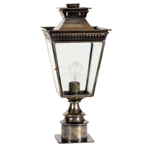 Pagoda Short Pillar - 491SP - € 762.95