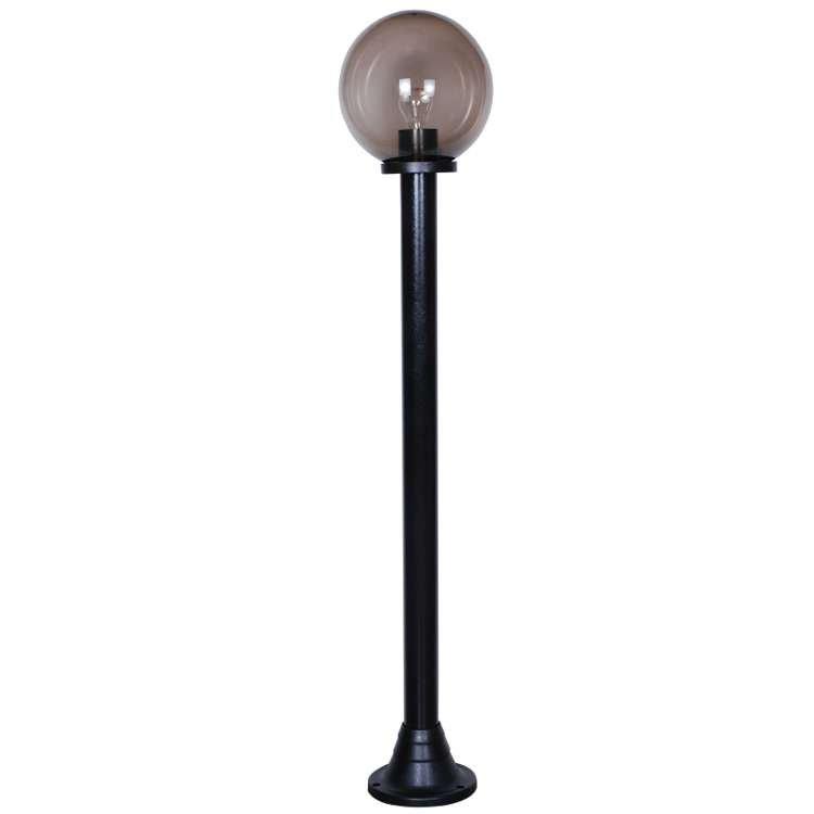 Lampe de jardin Globe Bolano 136cm. Fumée de Elro acheter ...