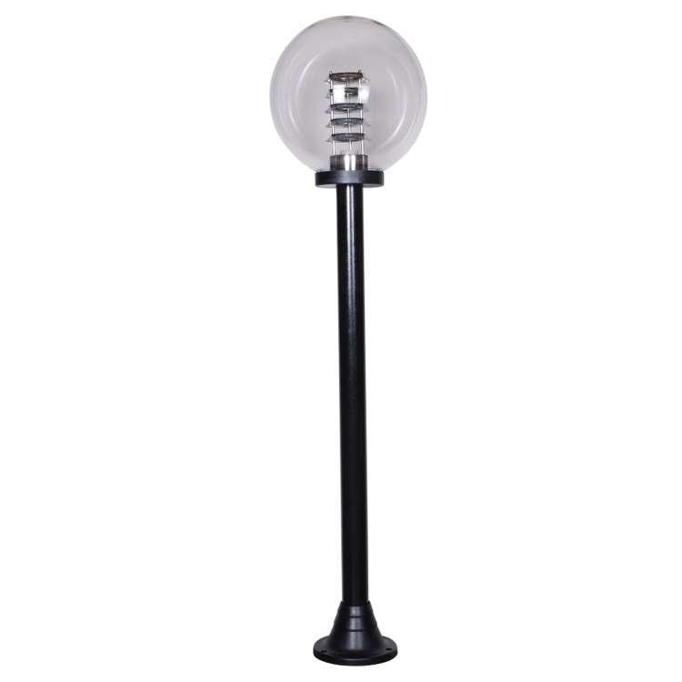 Lampe de jardin Globe Bolano 136cm. Transparent de Elro acheter ...