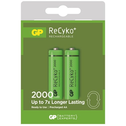 Chargeable Battery - 1300 mAh AA - 3311640 - € 15,95