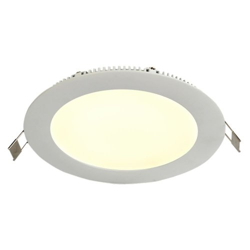 Led downlight 19,2cm. - Ou. DOWN192ZW - € 34.95