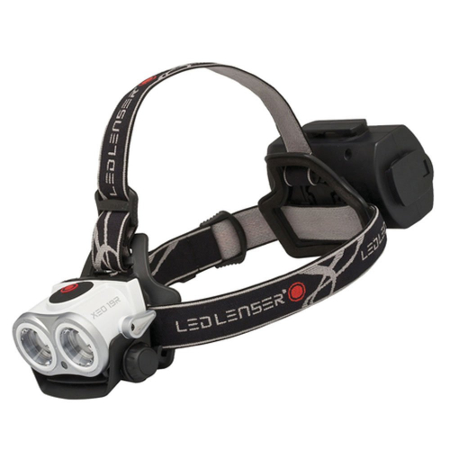 XEO-19RG Double Head rechargeable - Ledlenser 7319-X19RW - € 314.95