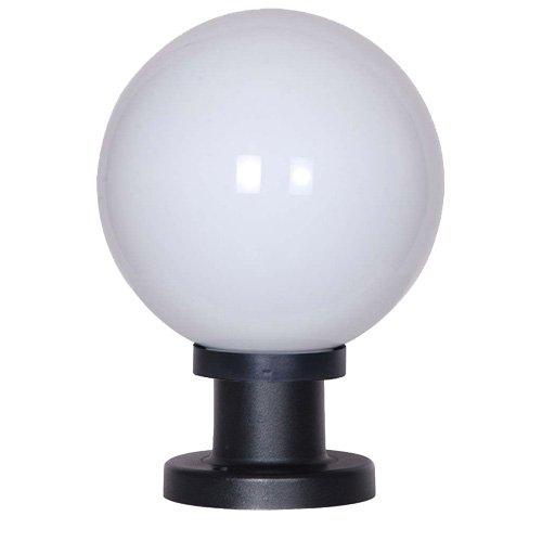 Lampe de jardin Globe Bolano 31,5cm. Blanc de Elro acheter ...