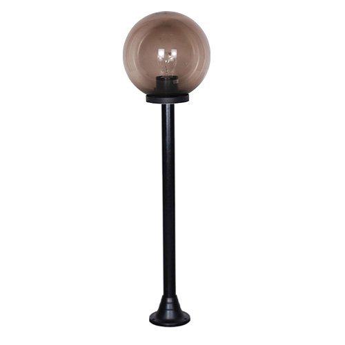 Lampe de jardin Globe Bolano 131cm. Fumée de Elro acheter ...