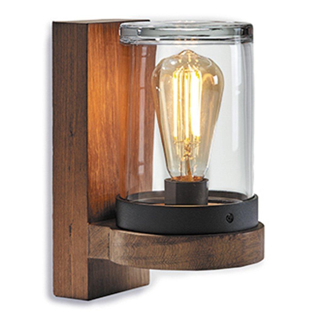 De Lampe D'extérieur Led Royal Cloche Bois Botania Acheter mN8n0w